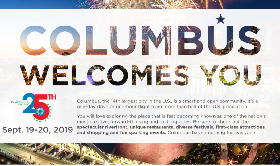 Columbus Welcomes You_Sept 19-20